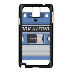 Cassette 40268 1280 Samsung Galaxy Note 3 N9005 Case (black) by vintage2030