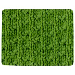 Knitted Wool Chain Green Jigsaw Puzzle Photo Stand (rectangular) by vintage2030