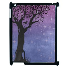 Silhouette 1131861 1920 Apple Ipad 2 Case (black) by vintage2030