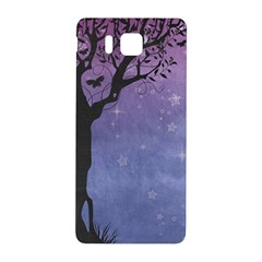 Silhouette 1131861 1920 Samsung Galaxy Alpha Hardshell Back Case by vintage2030