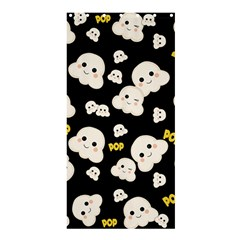 Cute Kawaii Popcorn Pattern Shower Curtain 36  X 72  (stall)