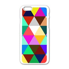 Triangles Pattern                                              Motorola Moto E Hardshell Case by LalyLauraFLM