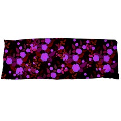 Purple Red  Roses Body Pillow Case Dakimakura (two Sides) by snowwhitegirl