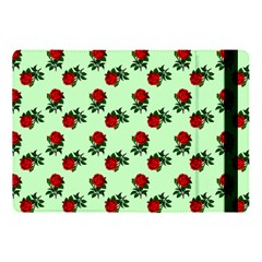 Red Roses Green Apple Ipad 9 7 by snowwhitegirl