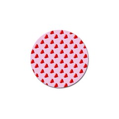 Kawai Hearts Golf Ball Marker by snowwhitegirl