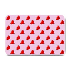 Kawai Hearts Small Doormat  by snowwhitegirl
