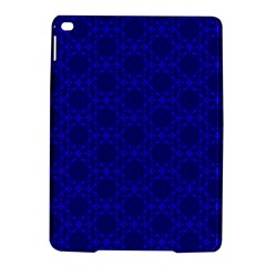 Victorian Paisley Royal Blue Pattern Ipad Air 2 Hardshell Cases by snowwhitegirl
