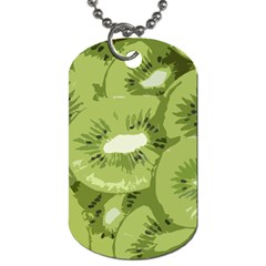 Kiwis Dog Tag (two Sides) by snowwhitegirl