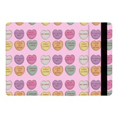 Valentine Hearts Pink Apple Ipad 9 7 by snowwhitegirl