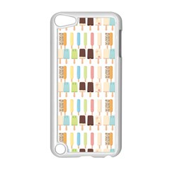Candy Popsicles White Apple Ipod Touch 5 Case (white) by snowwhitegirl
