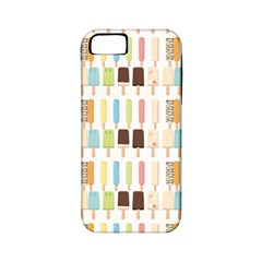 Candy Popsicles White Apple Iphone 5 Classic Hardshell Case (pc+silicone) by snowwhitegirl