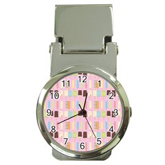 Candy Popsicles Pink Money Clip Watches by snowwhitegirl