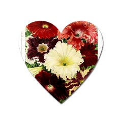 Flowers 1776585 1920 Heart Magnet by vintage2030