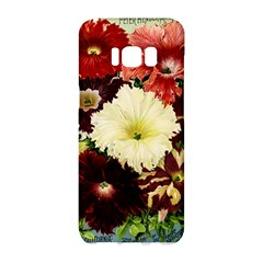 Flowers 1776585 1920 Samsung Galaxy S8 Hardshell Case  by vintage2030