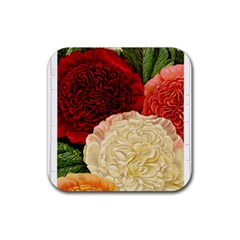 Flowers 1776584 1920 Rubber Coaster (square)  by vintage2030