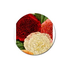 Flowers 1776584 1920 Magnet 3  (round) by vintage2030