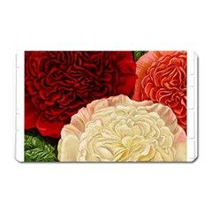 Flowers 1776584 1920 Magnet (rectangular) by vintage2030