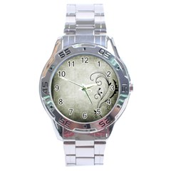 Grunge 1133689 1920 Stainless Steel Analogue Watch by vintage2030