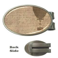 Letter Balloon Money Clips (oval)  by vintage2030