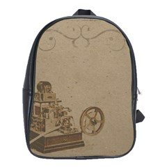 Camera Old School Bag (large) by vintage2030