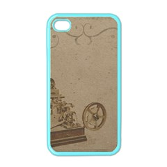 Camera Old Apple Iphone 4 Case (color) by vintage2030