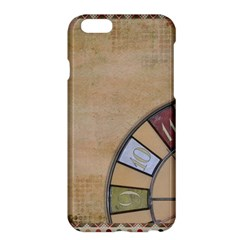 Circle Apple Iphone 6 Plus/6s Plus Hardshell Case by vintage2030