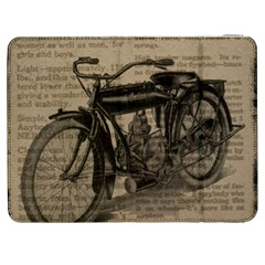 Bicycle Letter Samsung Galaxy Tab 7  P1000 Flip Case by vintage2030