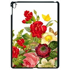 Flower Bouquet 1131891 1920 Apple Ipad Pro 9 7   Black Seamless Case by vintage2030
