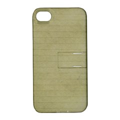 Old Letter Apple Iphone 4/4s Hardshell Case With Stand by vintage2030