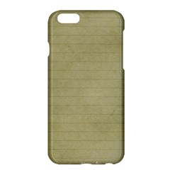 Old Letter Apple Iphone 6 Plus/6s Plus Hardshell Case by vintage2030