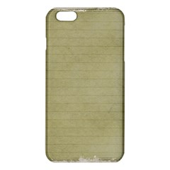 Old Letter Iphone 6 Plus/6s Plus Tpu Case by vintage2030