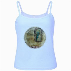 Tag 1763336 1280 Baby Blue Spaghetti Tank by vintage2030
