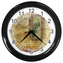 Tag 1763336 1280 Wall Clock (black)