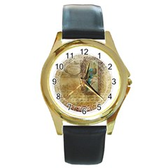 Tag 1763336 1280 Round Gold Metal Watch
