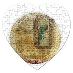Tag 1763336 1280 Jigsaw Puzzle (Heart) Front