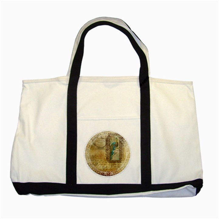 Tag 1763336 1280 Two Tone Tote Bag