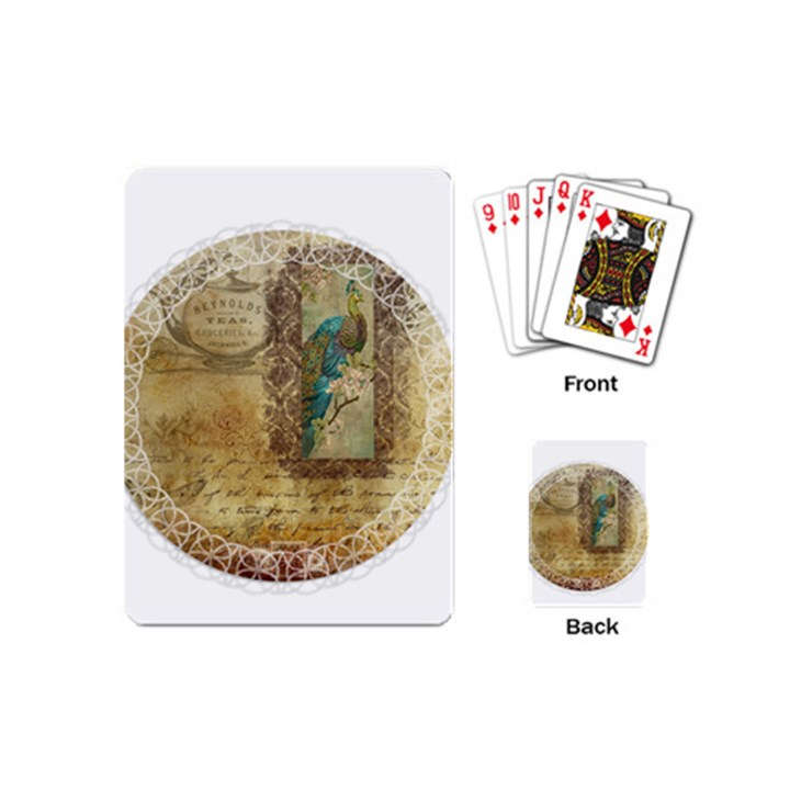 Tag 1763336 1280 Playing Cards (Mini)