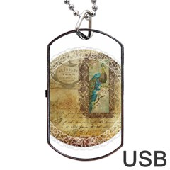 Tag 1763336 1280 Dog Tag Usb Flash (one Side) by vintage2030