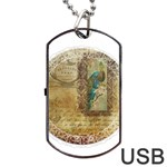 Tag 1763336 1280 Dog Tag USB Flash (One Side) Front