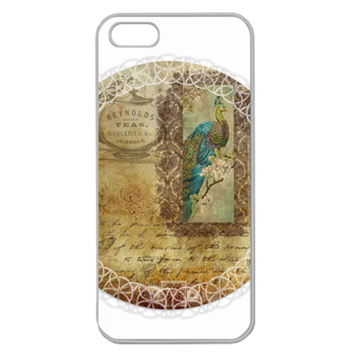 Tag 1763336 1280 Apple Seamless iPhone 5 Case (Clear)