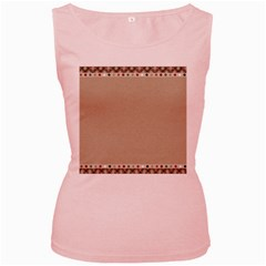 Background 1706649 1920 Women s Pink Tank Top