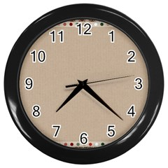 Background 1706649 1920 Wall Clock (black)