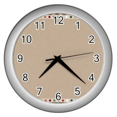Background 1706649 1920 Wall Clock (silver)