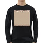 Background 1706649 1920 Long Sleeve Dark T-Shirt Front
