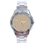 Background 1706649 1920 Stainless Steel Analogue Watch Front
