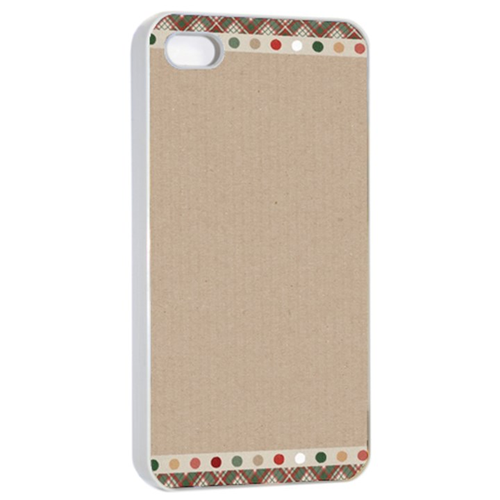 Background 1706649 1920 Apple iPhone 4/4s Seamless Case (White)