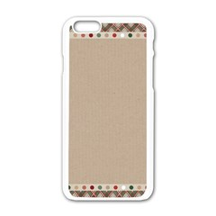 Background 1706649 1920 Apple Iphone 6/6s White Enamel Case