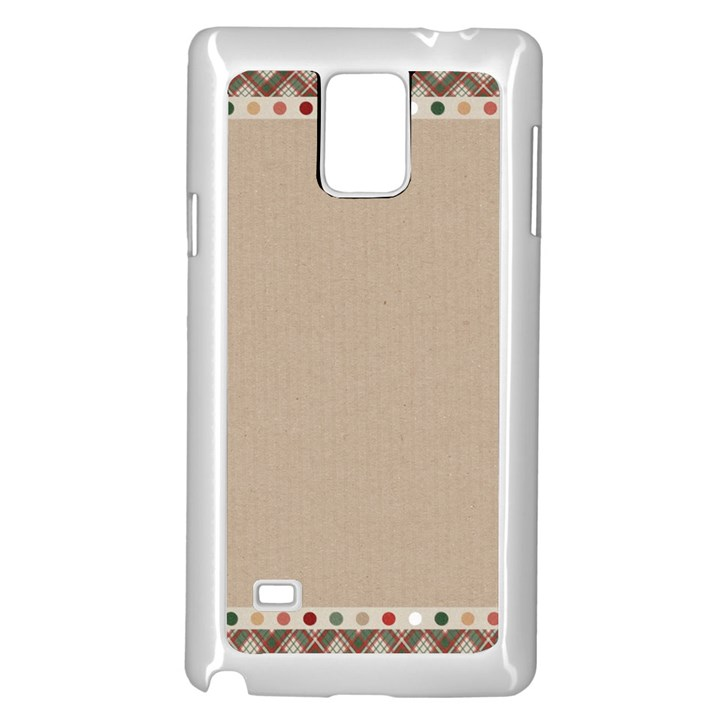 Background 1706649 1920 Samsung Galaxy Note 4 Case (White)
