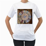 Collage 1706638 1920 Women s T-Shirt (White) (Two Sided) Front