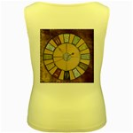 Collage 1706638 1920 Women s Yellow Tank Top Back
